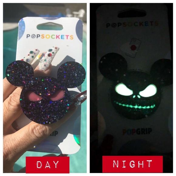 Glow Halloween Inspired PopWallet